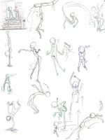 poses :pt 1: by TurvyTops