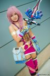Final Fantasy XIII-2: Serah by sojo-person