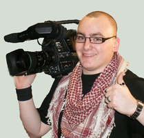 Me with  The Camera by Tech-Dave