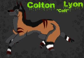 Colton ref by MonsoonWolf