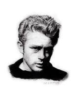 James Byron Dean by badboys218