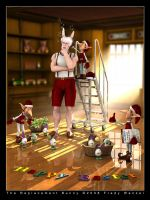 The Replacement Bunny by Fredy3D
