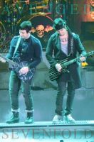 Zacky and Syn A7X by MyntaSnaps