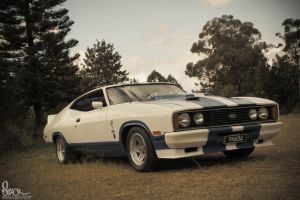 Ford XC Falcon Cobra 5.8L 2 by small-sk8er