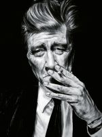 David Lynch by OurLady-OfSorrows