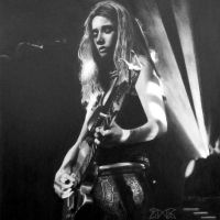 Heather Nova - Graphite by cloudmilk