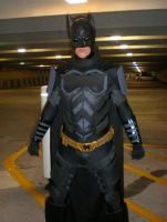 This is my Batsuit by Cadmus130