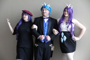 Fancypants Cosplay - Momocon 2012 by farondk