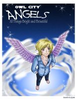 Angels by lordaphaius28