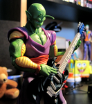 Piccolo rocking out by Zephyr-Love