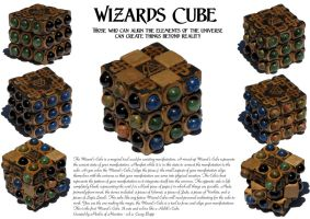 The Wizards Cube by MerlinOfManitou