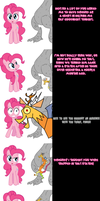 "Pinkie and Discord say ""Goodnight"" by Undead-Niklos"
