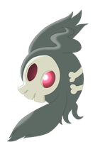 Duskull (for Kame's Ghost collab) by AnimeFan4Eternity23