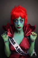 Miss Argentina by Prettyscary