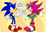 sonic n shannon 4evr by ihearrrtme