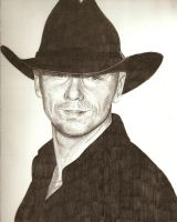 Kenny Chesney by magentafreak