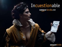Amazon Kindle Publicidad by MaLize