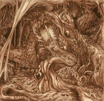 Shoggoth by NeoWorm