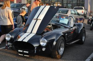 1970 Ford AC Cobra by we-are-the-remnants
