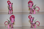 Steampunk Pinkie Pie by TheCheeseburger