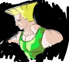 Guile by jdcunard