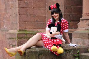 Minnie Mouse 3 by biohazard-no-1