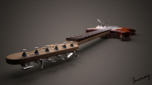 3D Guitar by Ineray