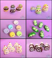 AnimateMiami Cute Food, Set 3 by Bon-AppetEats