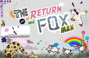 The Return of the Fox Man by foxmaster24