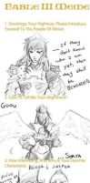 Fable III Meme by truistic