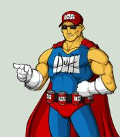 duffman oh yeah by Anny-D
