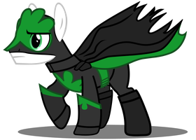Black Irish Oc by CheshireTwilight