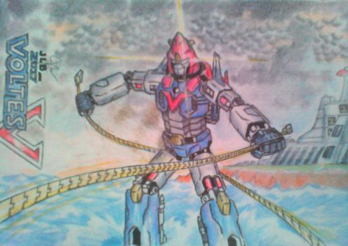 VOLTES 5: 2017 Re-Designed by SammfeatBlueheart
