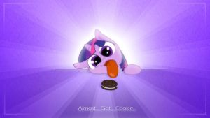 WOTW #1: Twilight Sparkle Almost... Got... Cookie by romus91