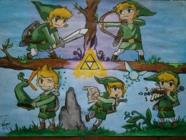 Legend of Zelda! The Return!! by Khov97
