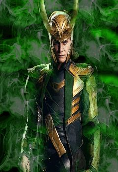 The God of Mischief by MarvelJustice
