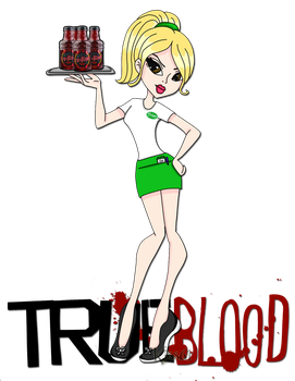 Sookie Stackhouse MH Version by kiss61