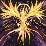 Sun Dragon of Ra (Phoenix Mode) by chaostudio