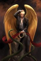 Lucifer by sandara