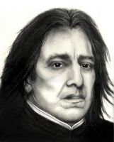 Severus Snape. by me3009