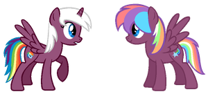 DOLL: Flashie has been doubled! by Derpyna