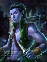 Loki_ and His Kingdom_ with Video Process by pastellZHQ