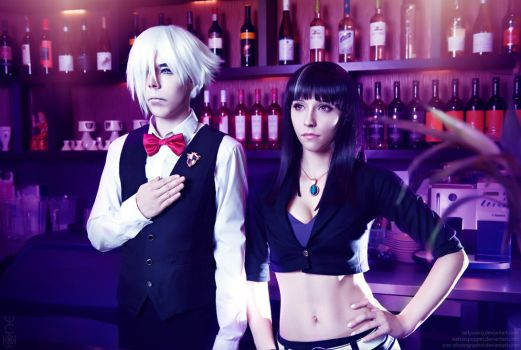 Death Parade : Welcome to Quindecim. by LadyxZero