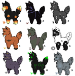 ''Spooky'' Adopts Batch 1 (OPEN) by CapnAdopts