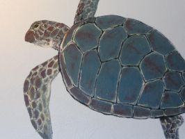 Sea Turtle by Black-Hearted-Poet