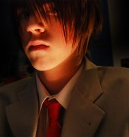Yagami Light - Cosplay II by Jesus-