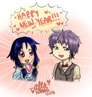 Happy New Year 2013 by shock777