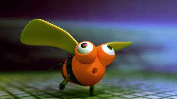 bee the insect by choudryarif
