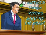 [Video] Random Reviews Short - Boot to the Head! by mattwo