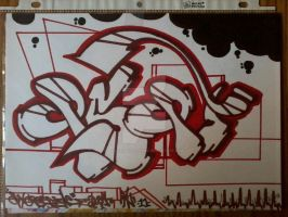 oldschool (isit) tag by incrediblefreehand